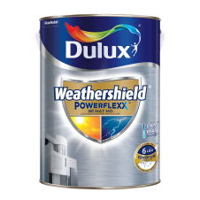 Sơn Dulux Weathershield Powerflexx - 5L